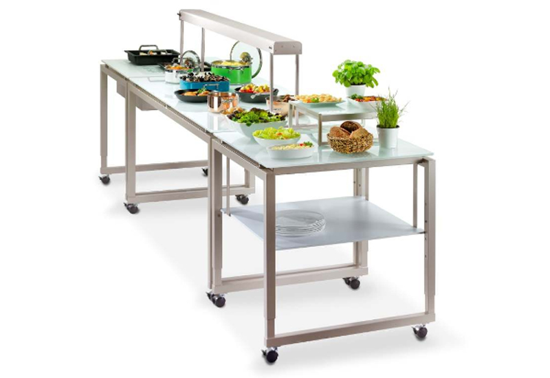 Venta Buffet Table