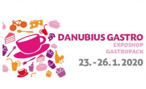 DANUBIUS GASTRO 2020, Bratislava 23 – 26 January 2020 Hall/Stand: A0 22